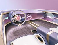 Mini Nimbus interior