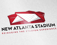 New Atlanta Stadium Logo