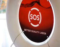 SOS :: brand development
