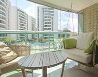 Interior photography: apartment