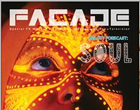 FACADE Magazine Layout