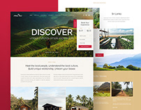MUBU Website Design