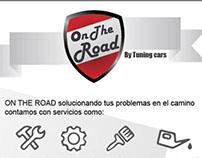 On The Road imagen gráfica