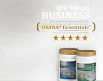 USANA Essentials Wall Street Journal Ad