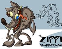 Zippites slabbermouth