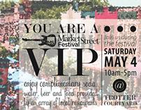 Market Street Festival 2013: Invitations