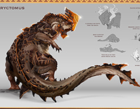 Oryctomus & Armour