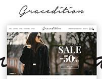 Gracedition - Loja online
