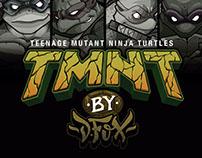 TMNT by D·fox