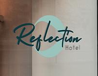 Branding- Reflection Hotel