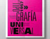 Univers poster