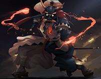 Kagu Tsuchi Strike