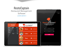 RestoCaptain.com Website Design(No Footer)