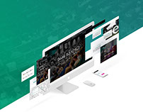 Dare to Scale - landing page