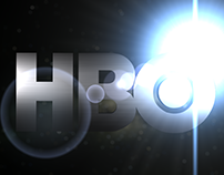 Motion Graphic : HBO Channel Identity & Superbar