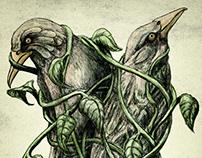Until death do us apart (or not) / Illustration