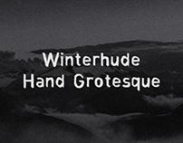 Winterhude Hand Grotesque – FREE Font