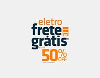 ELETRO + FRETE GRÁTIS