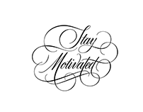 Lettering- Stay Motivated