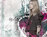 Gossip Girl Fan art (2008)