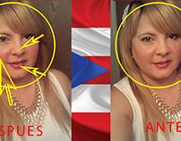 Imagen, maquillaje y arreglo