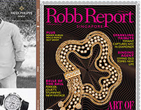 Robb Report Singapore, October 2015