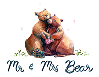 Mr. & Mrs. Bear