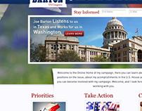 Joe Barton for Congress