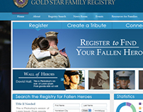 Gold Star Family Registry