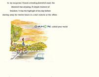 Dahon Folded
