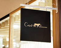 Coralionne clothing brand logo
