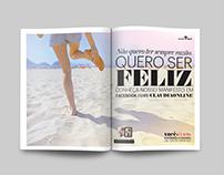 Anúncios revista Cláudia