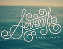Seventh St. Surf Shop logo