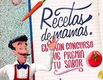 PASTAS DORIA - COMMERCIAL