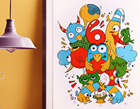Custom posters | Posters Originais Personalizados
