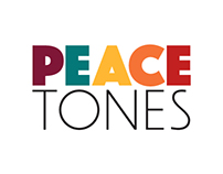Peacetones Logo Concept