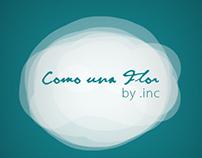 Como.una.flor / Ilustración