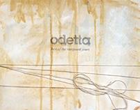 LP cover for Odetta