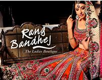 Rang Bandhej Campaign
