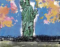 Bye Bye Miss Liberty