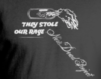 They stole our rage / bandmerchandise