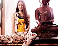 Global Desi SS 2013 Liva Campaign