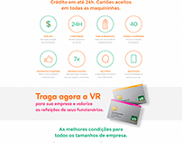 VR - Landing Pages