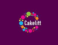 Cakelitt Identity Design