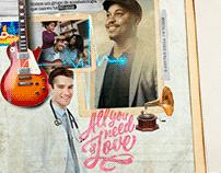 Servan - Anúncio de Revista