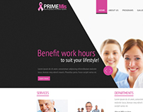 PRIME  Website