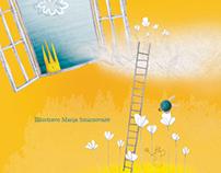 """Poetry BOOK """"Debeseliu tiltas"""""""