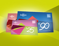 Exquisite Gift Cards Pack