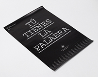 Promotion of Taller de Guionistas 2010/11