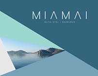 Miamai Butik Otel | Branding
